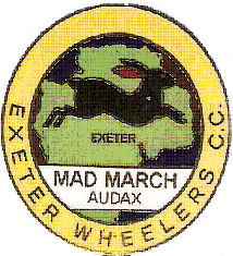 Mad march audax.jpg
