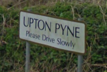 Upton pyne drive safely.png